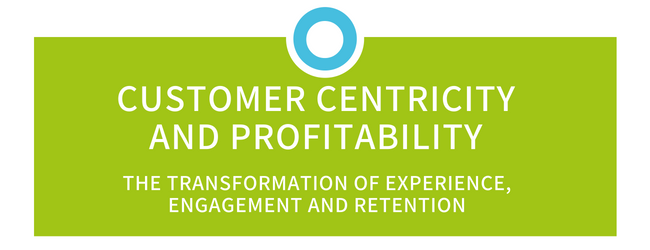 Customer Centricity header